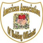 American Association of Wedding Officiants Logo